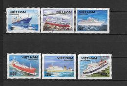 LOTE 1804  ///  (C055) VIETNAM YVERT Nº: 1115/1120 - Vietnam