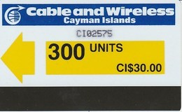 CAYMAN ISLANDS / CAY - AU - 2 - First Issue - Kaaimaneilanden