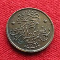 Egypt 1/40 Qirsh 1327/6 1913 Egipto Egypte Egito Egitto Ägypten L6-2 - Egypte