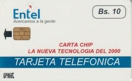BOLIVIA / BOL - TT - 01 Very Rare Test Card, Mint - Bolivie
