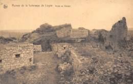 Ruines De La Forteresse De LOGNE - Accès Au Donjon - Ferrières
