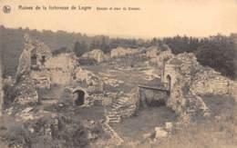 Ruines De La Forteresse De LOGNE - Donjon Et Cour Du Donjon - Ferrières