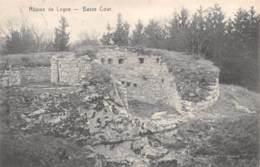 Ruines De Logne - Basse Cour - Ferrieres