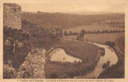 Vallée De L'Ourthe - La Roche à Hierneux Vue Des Ruines Du Vieux Château De Logne - Ferrieres