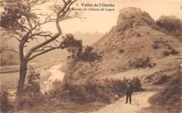 Vallée De L'Ourthe - Ruines Du Château De Logne - Ferrieres