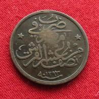Egypt 1/20 Qirsh 1293/33 1907  Egipto Egypte Egito Egitto Ägypten L8-7 - Egypte