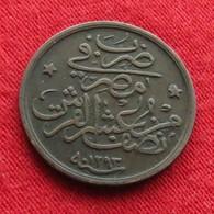 Egypt 1/20 Qirsh 1293/35 1909  Egipto Egypte Egito Egitto Ägypten L4-4 - Egypte