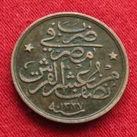 Egypt 1/20 Qirsh 1327/4 1911   Egipto Egypte Egito Egitto Ägypten L5-4 - Egypte