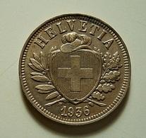 Switzerland 2 Rappen 1936 - Switzerland