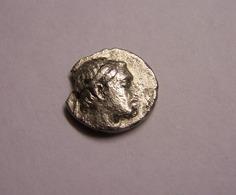 ANTIOCHOS III LE GRAND, SELEUCIDE (223-187 Avant JC) DRACHME En Argent R2 - Greek