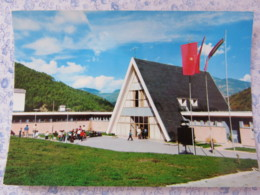 Bosnia Hercegovina - Unused Postcard - Sutjeska National Park - Youth Center - Bosnie-Herzegovine