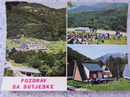 Bosnia Hercegovina - Postcard - Sutjeska National Park - Multiview - Bosnie-Herzegovine