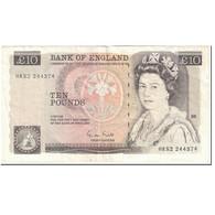 Billet, Grande-Bretagne, 10 Pounds, 1988-1991, Undated (1988-1991), KM:379e, TTB - 1952-… : Elizabeth II