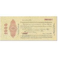 Billet, Russie, 1000 Rubles, 1919, 1919-06-01, KM:S863, SPL - Russie