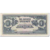 Billet, MALAYA, 1 Dollar, 1942, Undated (1942), KM:M5c, SPL - Malaysie