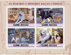 Guinea Bissau 2010 Fauna Dogs - Guinea-Bissau