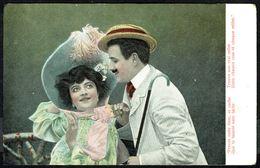 "Couple - Les Fiancés De ""la Belle Epoque"" - Non Circulé - Not Circulated - Nicht Gelaufen. - Couples"