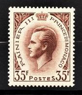 ** MONACO 1955 N°426a NEUF** /11 - Monaco