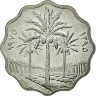 Monnaie, Iraq, 5 Fils, 1975, SUP, Stainless Steel, KM:141 - Iraq