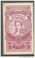 AUSTRALIA, 2010 $5 QUEEN VICTORIA MNH - 2010-... Elizabeth II