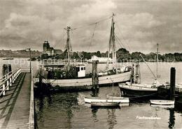 43367554 Finkenwerder Fischereihafen Fischkutter Finkenwerder - Deutschland