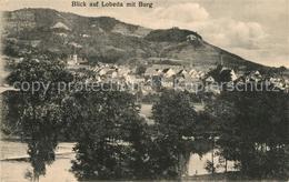 43367964 Lobeda Stadt Und Burg Lobeda - Jena
