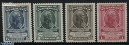 Venezuela 1950 General De Miranda 4v, (Mint NH), Stamps - Venezuela