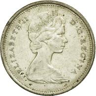 Monnaie, Canada, Elizabeth II, 25 Cents, 1965, Royal Canadian Mint, Ottawa, TB - Canada