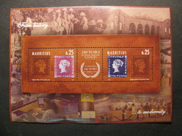 Postal Serices - Maurice (1968-...)