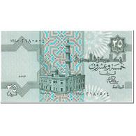 Billet, Égypte, 25 Piastres, 1980-1987, Undated (1980-1987), KM:54, NEUF - Egypte