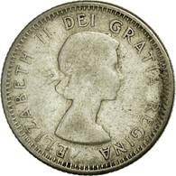 Monnaie, Canada, Elizabeth II, 10 Cents, 1959, Royal Canadian Mint, Ottawa, TB+ - Canada