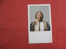 Bucksin Charlie  Sub Chief Of The Utes   -pre 1907 UDB    Ref 3111 - Indiani Dell'America Del Nord