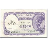 Billet, Égypte, 5 Piastres, 1978-1980, Undated (1978-1980), KM:182g, TTB+ - Egypte