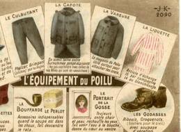 Guerre 1914-1918 - L'Équipement Du Poilu - Oorlog 1914-18
