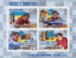 Guinea Bissau 2010 Chess - Havana 2010, Vassily, Ivanchuk - Guinea-Bissau
