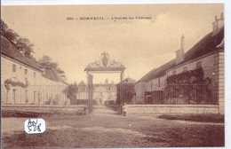 BONNEUIL-SUR-MARNE- L ENTREE DU CHATEAU - Bonneuil Sur Marne