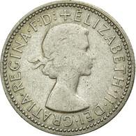 Monnaie, Australie, Elizabeth II, Shilling, 1956, Melbourne, TTB, Argent, KM:59 - Monnaie Pré-décimale (1910-1965)
