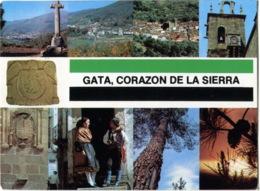 Espagne : Gata, Corazon De La Sierra, CPM état Superbe - Cáceres