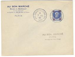 11912 - CONGRES DU P.P.F. - Marcophilie (Lettres)