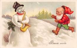 Bonne Année - Nain - Bonhomme De Neige - Saxophone - Musique - Anno Nuovo