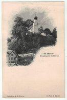 Suisse // Schweiz // Switzerland //  Glaris  //  St.Martin, Burgkapelle - GL Glaris