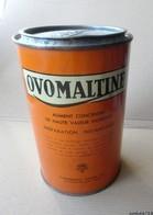 Boite Ancienne Tôle , OVOMALTINE - Boîtes