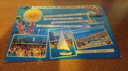 Cartolina: Rivaazzurra Di Rimini Viaggiata (a32) - Cartoline
