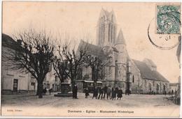 DORMANS-EGLISE-MONUMENT HISTORIQUE - Dormans