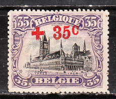 157*  Croix-Rouge - Bonne Valeur - MH* - LOOK!!!! - 1918 Croix-Rouge