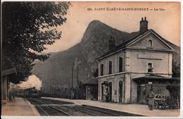 SAINT EGREVE SAINT ROBERT-LA GARE - France