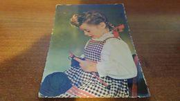 Cartolina: Bambina Viaggiata (a32) - Cartoline