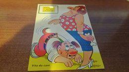 Cartolina:umoristica Attenti Alle Donne Viaggiata (a32) - Cartoline