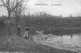95)   DEUIL  - Lac Marchais - Deuil La Barre