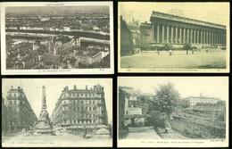Lot De 50 Cartes Postales De France  Rhône  Lyon   Lot Van 50 Postkaarten Van Frankrijk ( 69 ) - 50 Scans - Cartes Postales